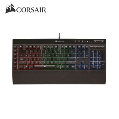 커세어 게이밍 LED 백라이트 키보드 K55 RGB (매크로 프로그래밍 / 멀티미디어 키 / 안티고스팅)