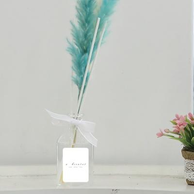 living room 팜파스 디퓨저 200ml(블루)