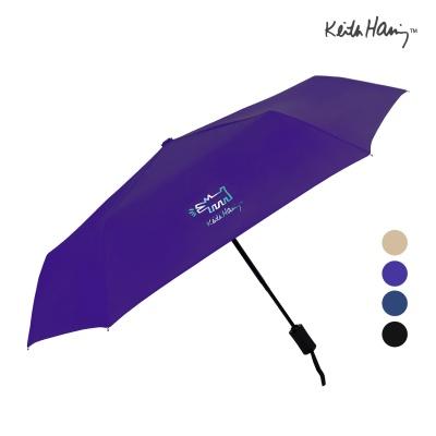 키스해링 6K 퍼피 3단완전자동우산