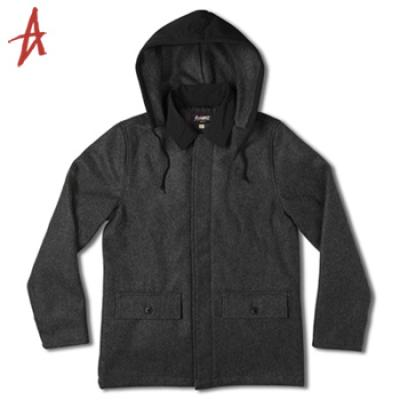 [Altamont] CONTROLLER JACKET (Charcoal)