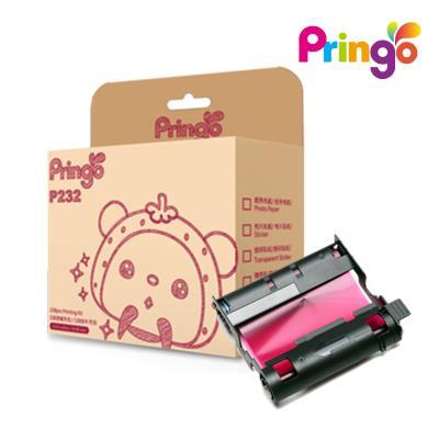 프린고2 포토프린터 전용 인화지 108매/포토인화지/용지(카트리지 포함)