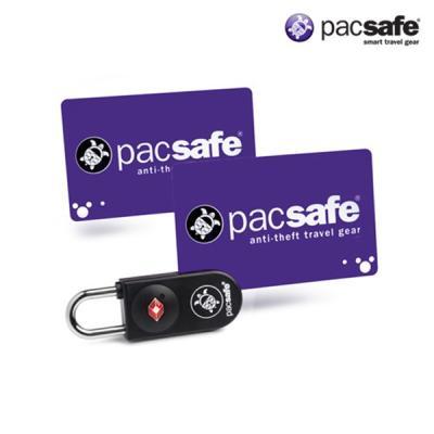 [팩세이프]Prosafe 750 Black TSA 인증 자물쇠