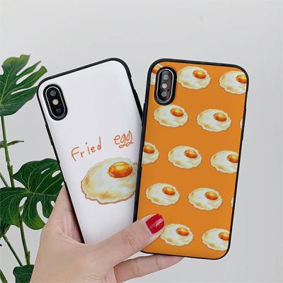 yang.ches 행복한 계란후라이 카드케이스