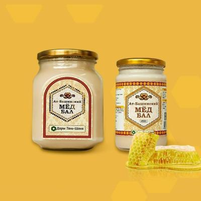 천산 꿀(아트바쉬) 500g