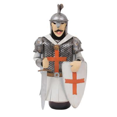 검을 든 중세 기사 빈티지 와인커버 인테리어 소품
