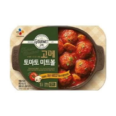 [CJ제일제당] 특별한미식 고메 토마토미트볼 200gx3개