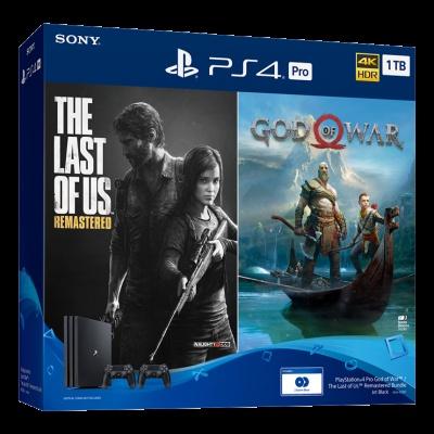 PS4 프로 본체 7218B 1TB 번들팩 [추가DS4+게임2종]