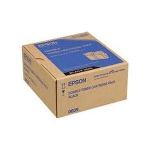 엡손(EPSON) 토너 C13S050609 (Double Pack) / Black / AcuLaser C9300N Toner / ( 6.5K*2 )