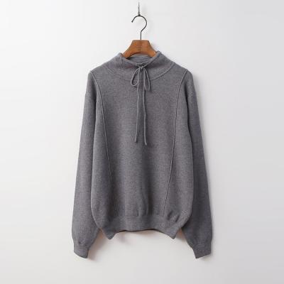 Boho Mini Turtleneck Knit
