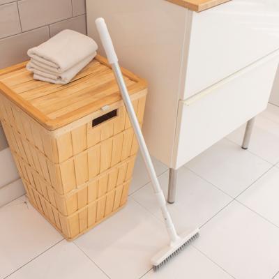 화장실청소도구 욕실청소솔 화이트 BI-5705 스마트