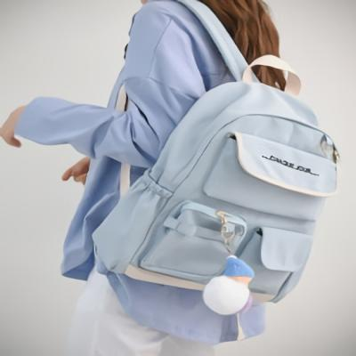 백팩 직장인 데일리 가벼운 가방 하루
