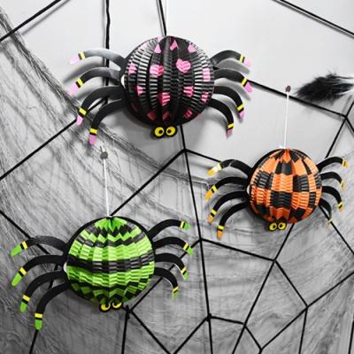허니컴 거미데코 3종세트