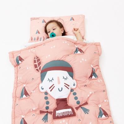 [하쥬르] 알러지케어 일체형 낮잠이불 - 하쿠나마타타