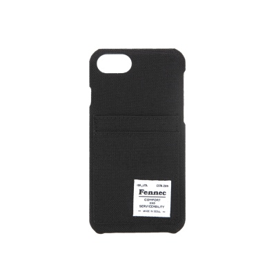 FENNEC C&S iPHONE 7/8 CASE - BLACK