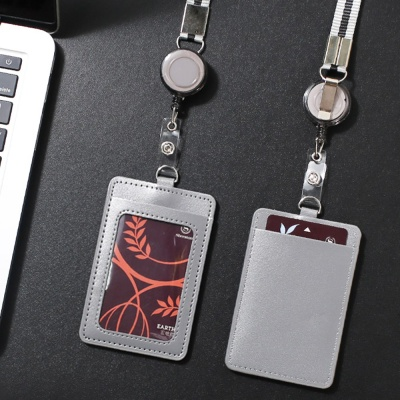 여자카드지갑 목걸이 사원증 카드 명함 목걸이 지갑