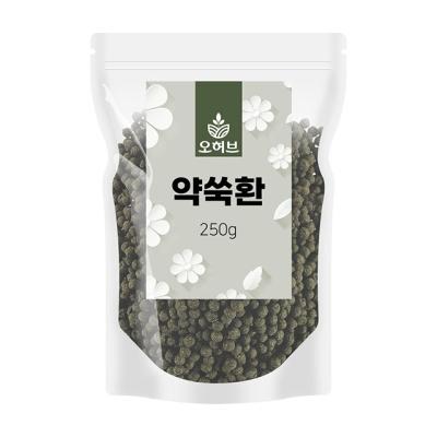 국산 약쑥환 애엽환 250g