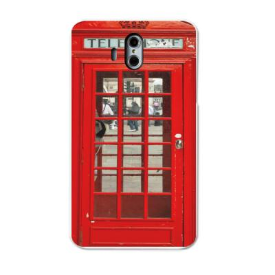 PUBLIC TElEPHONE RED HAR CASE(베가아이언2)