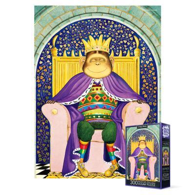 300피스 직소퍼즐 - 윌리의 바나나 왕관