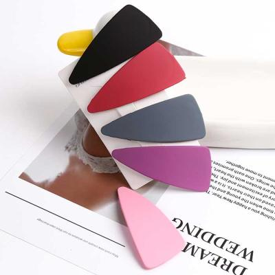 Mujer Daily MATT TRIANGLE 머리핀 5color CH1647065