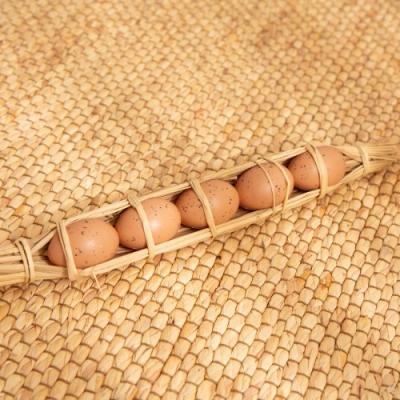 전통 계란 꾸러미