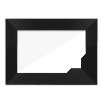 A4 사진액자 (블랙) 상장포토웨딩인테리어벽걸이