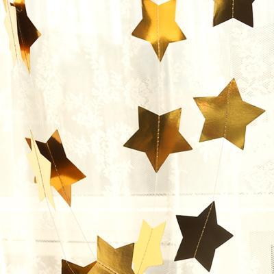 별 가랜드 3종 홈파티 생일파티 데코 꾸미기 장식소품