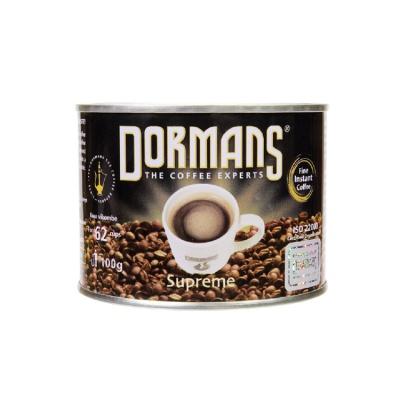 도르만스 케냐 인스턴트 아메리카노 블랙 커피 캔 1개