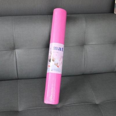 요가매트 헬스용품 4mm 핑크 헬스매트 운동매트