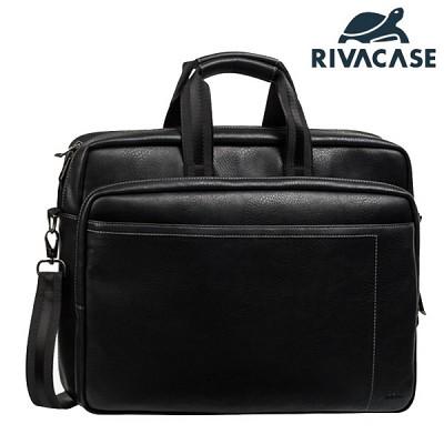 15.6형 노트북 가방 RIVACASE 8940 (액세서리 수납 공간 / 수납부 패딩 처리)