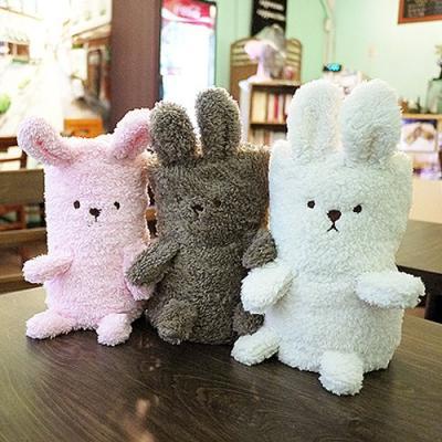 [HICKIES] 토끼인형 디자인 무릎담요 BUNNY BLANKET