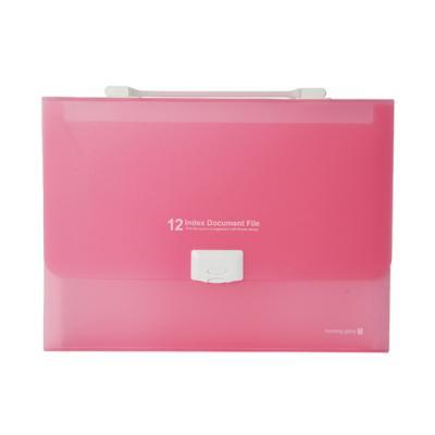 8500 심플도큐멘트파일백 (핑크)