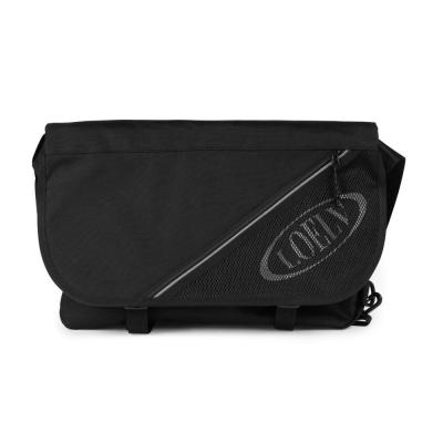 [로엘브] Oblique Logo Messenger Bag