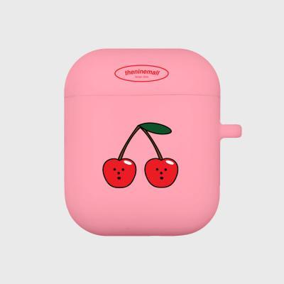 cherrycherry 에어팟 케이스[pink]