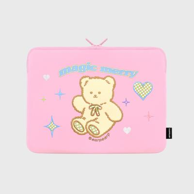 MAGIC MERRY-PINK(13인치 노트북파우치)