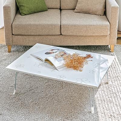 화이트 정원 (소) 다용도 테이블