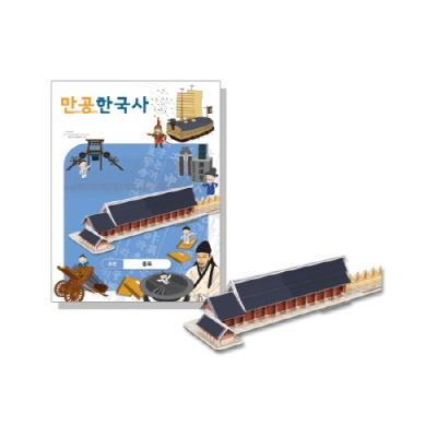 [만공한국사] 조선_종묘