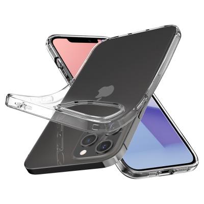 슈피겐 크리스탈플렉스 케이스 아이폰12 PRO MAX