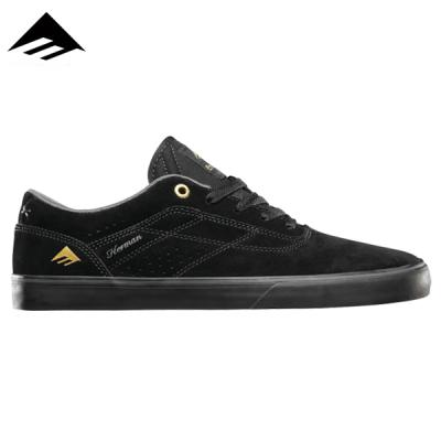 [EMERICA] HERMAN G6 VULC (BLACK/BLACK)
