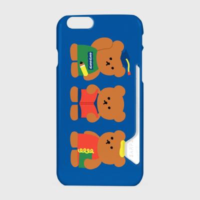 Smart bear friends-blue(카드수납케이스)