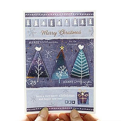 FS152s-5 크리스마스카드 카드 성탄카드