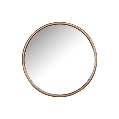 골드 철재 원형 거울 41cm