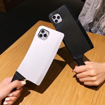 아이폰11pro max/xs/xr se2 8+ 식칼 핸드폰케이스