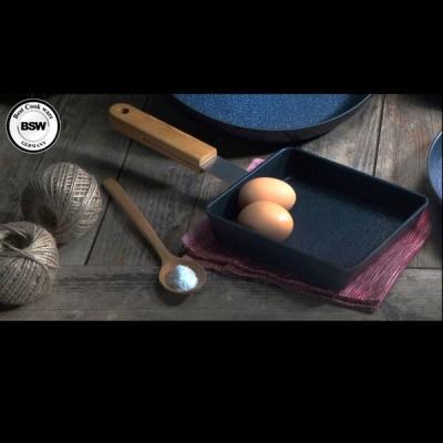 BSW 클래식 IH 주물단조 사각팬 18cm
