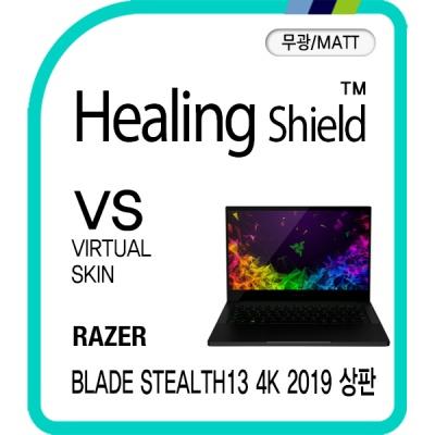 블레이드 스텔스13 4K 2019 상판 매트 보호필름 2매