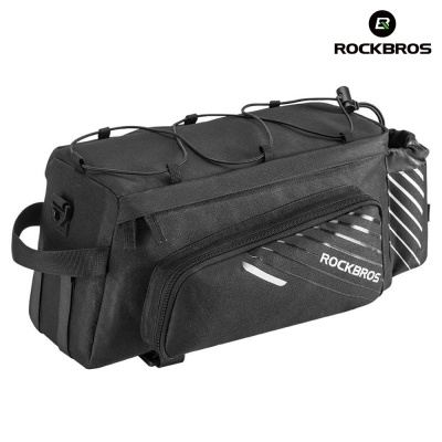 락브로스 자전거가방 안장가방 여행 투어백 A9-BK