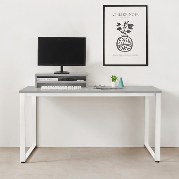 [e스마트] 사무실책상1460+모니터받침대증정