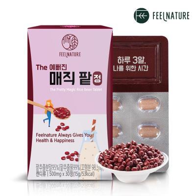 필네이처 The 예뻐진 매직 팥 타정(500mg x 30정)