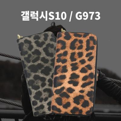(STUFFIN)스터핀/레오나지퍼다이어리/갤럭시S10/G973