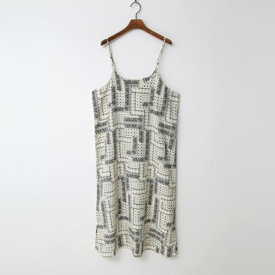 Paisley Cami Long Dress