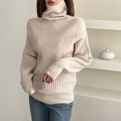 Wool Golgi Turtleneck Sweater